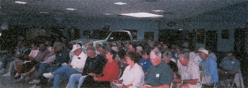 Class held at the 'Kelly Chevrolet / Hyundai Auto Dealer' in Butler, PA
